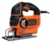Электролобзик Black&Decker KS801SE 550Вт. (6295966)