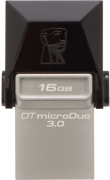 Flash Drive Kingston DataTraveler microDuo 64GB (DTDUO3/64GB) (6165961)