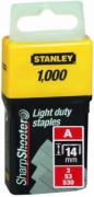 Cкобы STANLEY Light Duty 1-TRA209T (6227198)