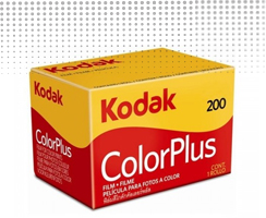 Фотопленка Kodak Color
